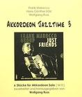 Akkordeon Jazztime Band 3 ´Just Friends´