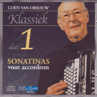 Sonatinas voor Accordeon 1