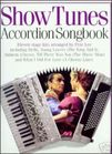 Show tunes accordion songs