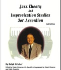 Jazz Theory and Improvisation studies for Accordion